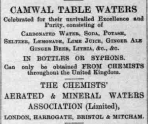 18950322 Table Waters