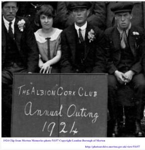 1924 Clip from Merton Memories photo 51157 Copyright London Borough of Merton