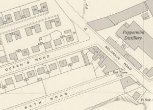 1952 OS Map
