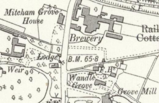 1910 The Lodge