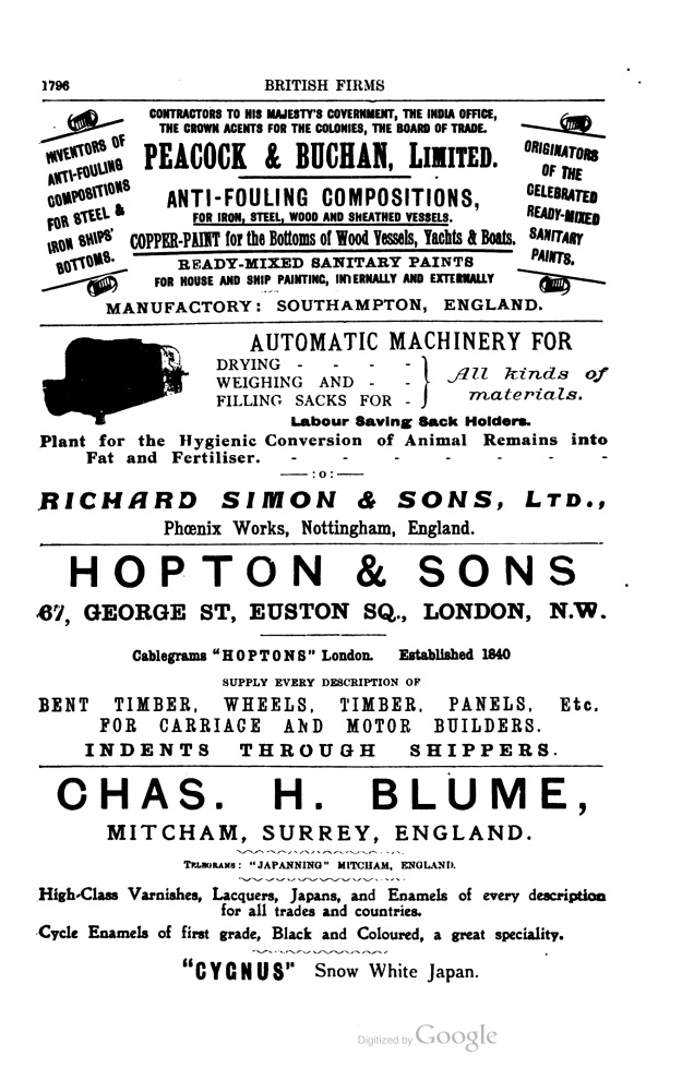 1912-blume-ad-page