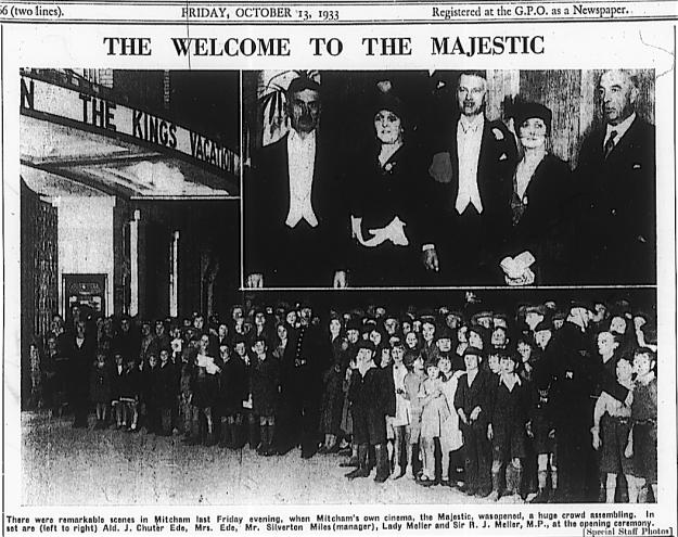 13th October 1933