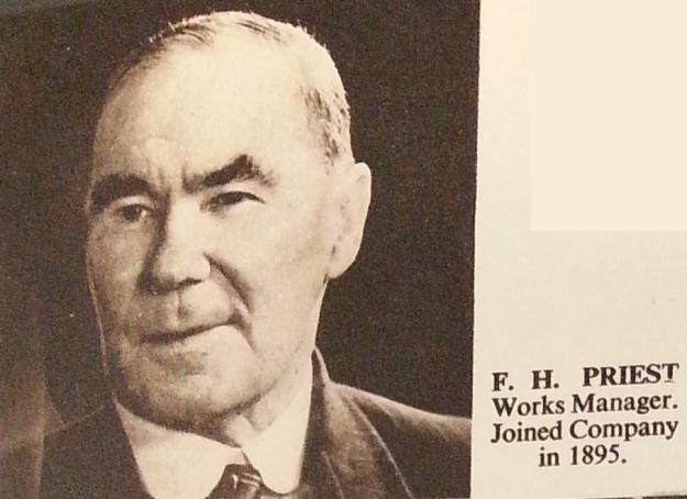 1951 FH Priest