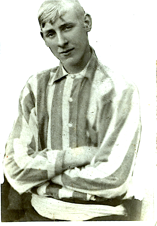 Alfred Brown - football team unknown