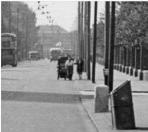 1952 Clip from Merton Memories photo 51729 Copyright London Borough of Merton