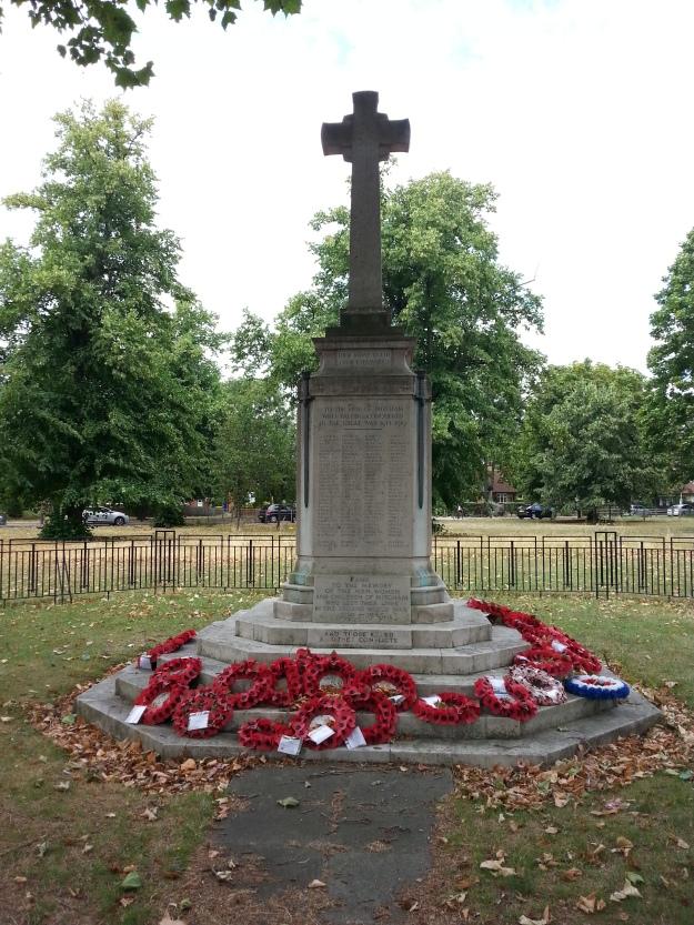 20150717 War Memorial