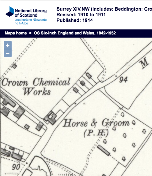1910 OS map