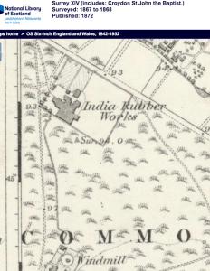 1867 OS Map