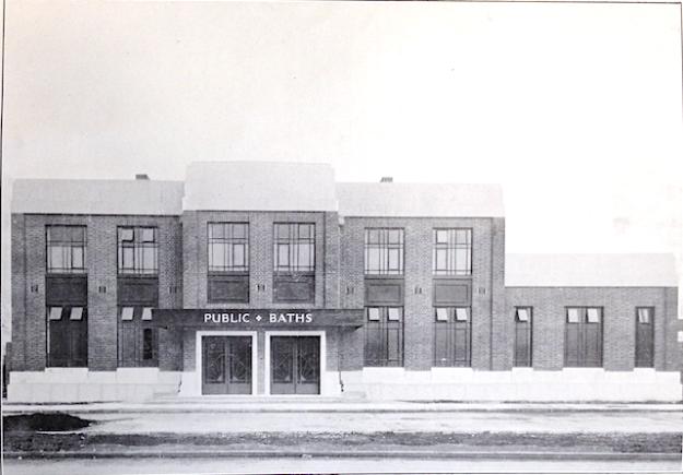 1932 Baths Hall