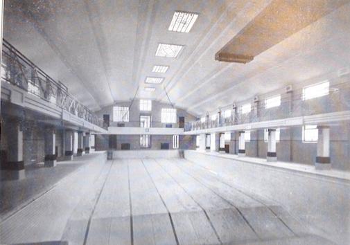 1932 swimming pool
