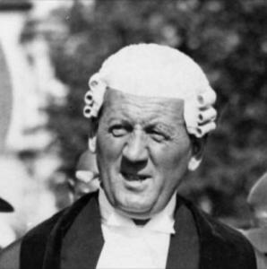 Stephen Chart on Charter Day 19th September, 1934/ Clip from Merton Memories photo 49791
