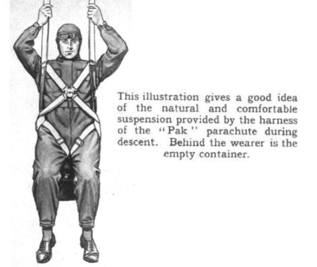 19380825 parachute illustration