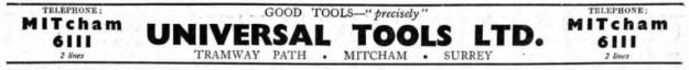 1956 phonebook ad