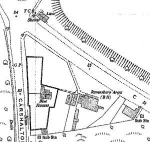 Plan showing title SY2583677
