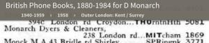 1958 238 London Road