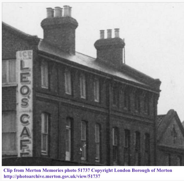 1960 Leos Cafe