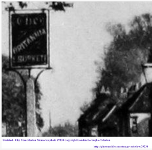 Undated - Clip from Merton Memories photo 29230 Copyright London Borough of Merton