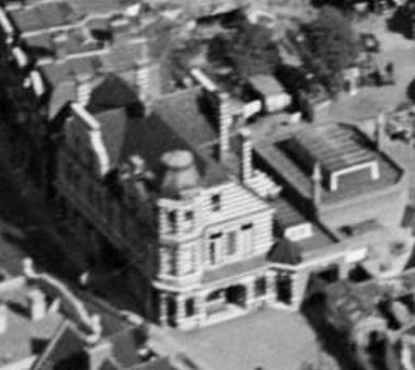 1937 aerial photo
