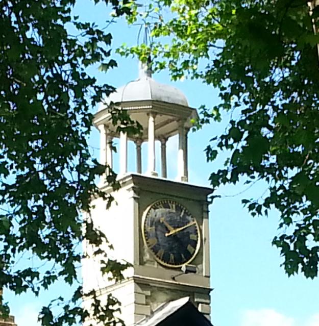20160523 National School Clock