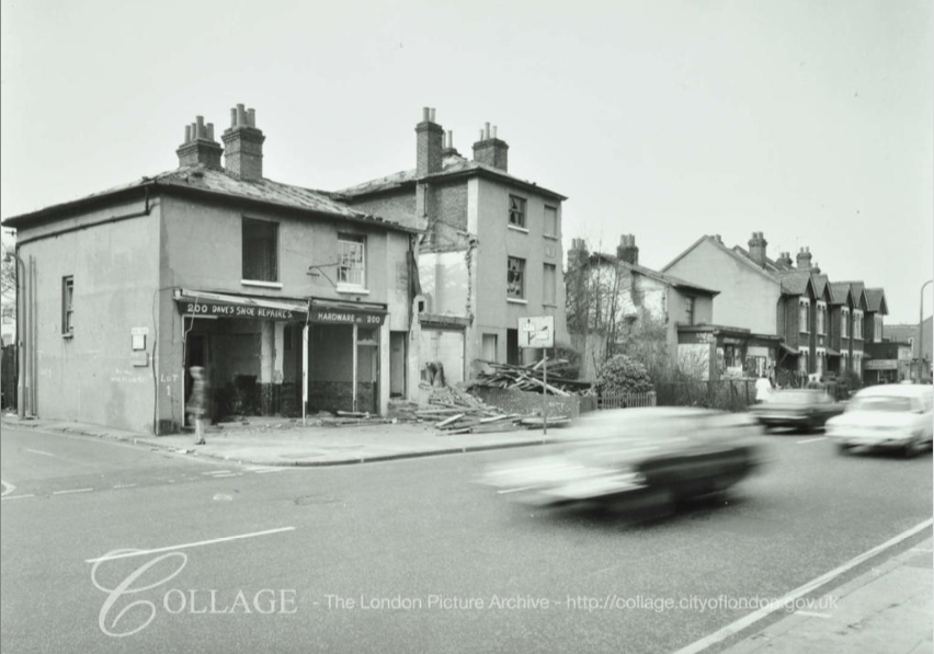 Image courtesy of Collage - The London Picture Library - http://collage.cityoflondon.gov.uk
