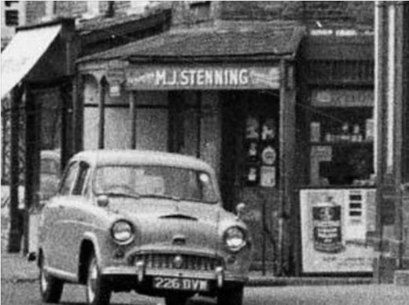 1959 clip from Merton Memories