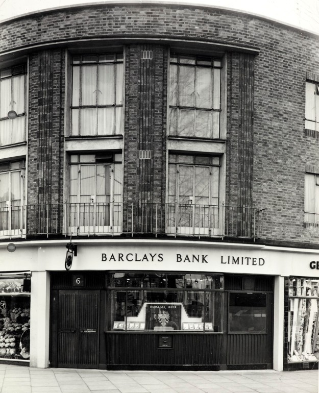 6 Fair Green Parade. Photo courtesy of Barclays Group Archives