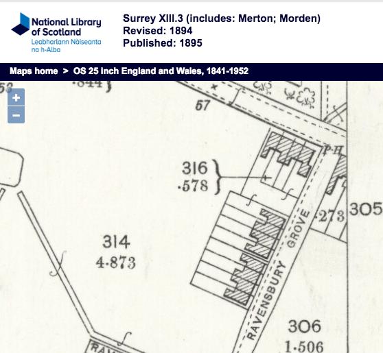 Bury Locally Listed Buildings
